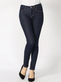 【SALE/50%OFF】(W)High-Rise Skinny Denim Pant GUESS ゲス パンツ/ジーンズ スキニージーンズ ネイビー【RBA_E】【送料無料】[Rakuten Fashion]