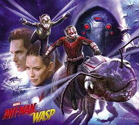 ウィンターセール(アメコミ) MARVELS ANT-MAN AND WASP ART OF MOVIE HC