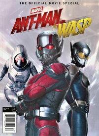 ウィンターセール(アメコミ) ANT-MAN & WASP OFFICIAL COLLETOR'S EDITION MAGAZINE<限定カバー>