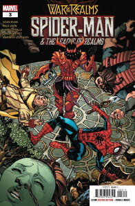 WAR OF REALMS SPIDER-MAN & LEAGUE OF REALMS #3 (OF 3)