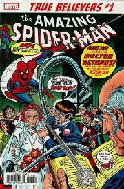 TRUE BELIEVERS SPIDER-MAN WEDDING AUNT MAY AND DOC OCK #1