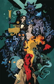 HELLBOY DAY 2019 DOUBLE SIDED TIMELINE POSTER