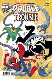 SPIDER-MAN & VENOM DOUBLE TROUBLE #4 (OF 4)