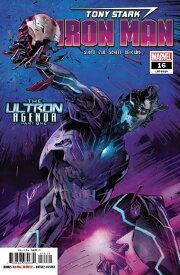 ウィンターセール(アメコミ) TONY STARK IRON MAN #16