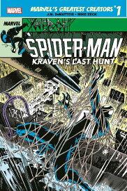 TRUE BELIEVERS SPIDER-MAN KRAVENS LAST HUNT #1