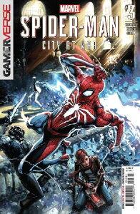 SPIDER-MAN CITY AT WAR #3 (OF 6)