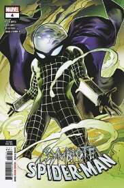 SYMBIOTE SPIDER-MAN #4 (OF 5)<第2版>