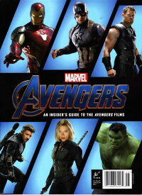 MARVEL AVENGERS AN INSIDER'S GUIDE TO THE AVENGERS FILMS<限定カバー>