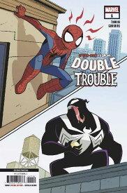 SPIDER-MAN & VENOM DOUBLE TROUBLE #1 (OF 4)<第2版>