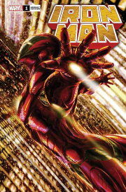 IRON MAN #1<バリアントカバー/D>