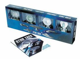 SALE!/スタートレック スターシップ コレクション マガジン セット #4/エンタープライズ 4機セット パート2