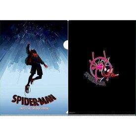 スパイダーマン:スパイダーバース/IG2775 クリアファイルセット