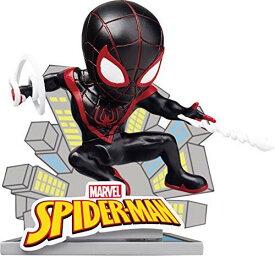 ウィンターセール(フィギュア) 【ミニ・エッグアタック】『マーベル・コミック』「スパイダーマン」シリーズ1 スパイダーマン(マイルス・モラレス)