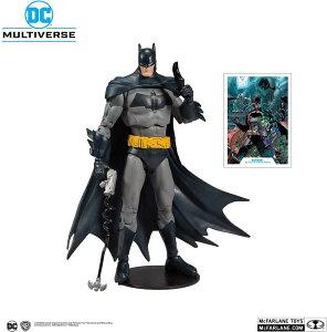 ウィンターセール(フィギュア) DCマルチバース 7インチ アクションフィギュア/バットマン(DETECTIVE COMICS #1000)