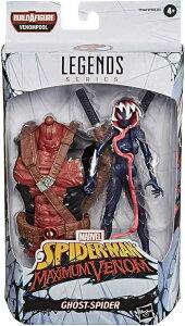 スパイダーマン マキシマム・ヴェノム マーベル・レジェンド 6インチ アクションフィギュア/ゴースト・スパイダー