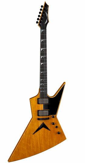 DEAN USA(ディーン)Dave Mustaine Zero Korina Limited Run 50 PC【Gloss Natural】