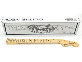 Fender USA(フェンダー)純正パーツ American Special Stratocaster Neck, 22 Jumbo Frets - Maple