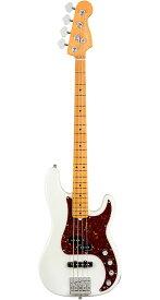 Fender USA(フェンダー)American Ultra Precision Bass Arctic Pearl
