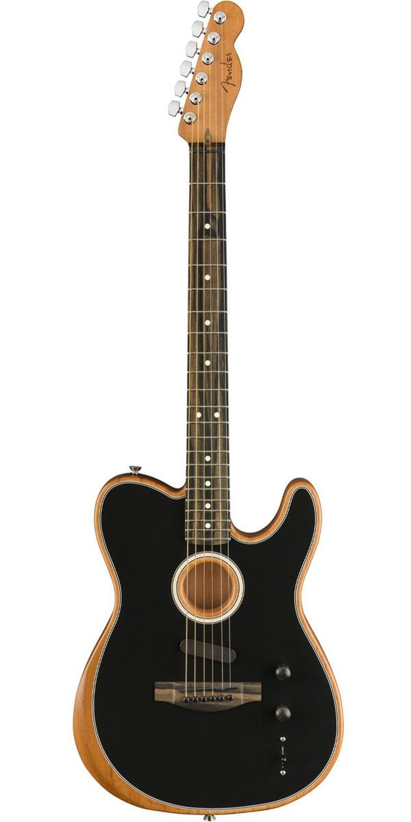 Fender USA(フェンダー)American Acoustasonic Telecaster Black