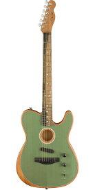 Fender USA(フェンダー)American Acoustasonic Telecaster Surf Green