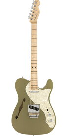 Fender USA(フェンダー)American Elite Telecaster Thinline Satin Jade Pearl Metallic