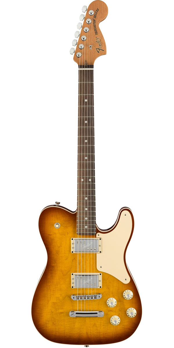 Fender USA(フェンダー)2018 Limited Edition Parallel Universe The Troublemaker Tele Ice Tea Burst