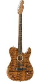 Fender USA(フェンダー)Limited Edition American Acoustasonic Telecaster Exotic Koa