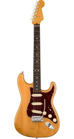 Fender USA(フェンダー)American Ultra Stratocaster Aged Natural(Ash)