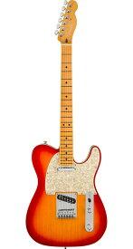 Fender USA(フェンダー)American Ultra Telecaster Plasma Red Burst(Ash)