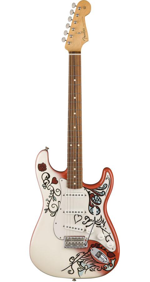 Fender Mexico(フェンダー)Jimi Hendrix Monterey Stratocaster