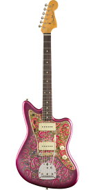 Fender Custom Shop 2019 Limited Edition Paisley Jazzmaster Journeyman Relic Pink Paisley