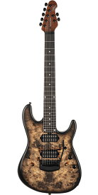 MUSICMAN(ミュージックマン)Jason Richardson 7-string Cutlass Guitar Natural Black Burst