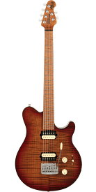 MUSICMAN(ミュージックマン)Axis Super Sport Roasted Amber Flame