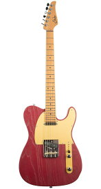 Suhr Guitars(サー・ギターズ)Andy Wood Signature Classic Style Red