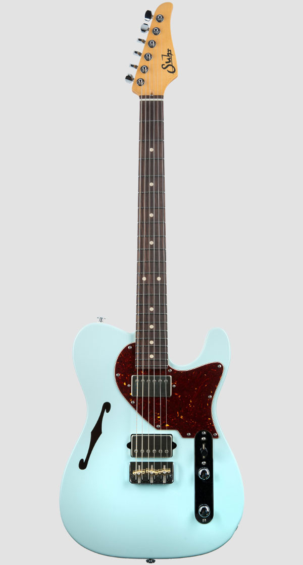 Suhr Guitars(サー・ギターズ)Pro Series Alt T Sonic Blue(2018最新モデル)