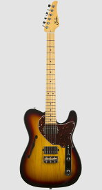 Suhr Guitars(サー・ギターズ)Alt T 3 Tone Burst