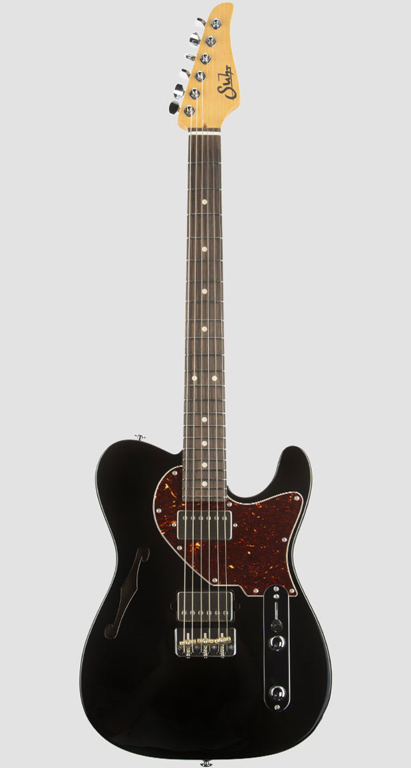 Suhr Guitars(サー・ギターズ)Pro Series Alt T Black(2018最新モデル)