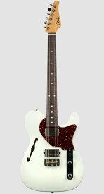 Suhr Guitars(サー・ギターズ)Alt T Olympic White