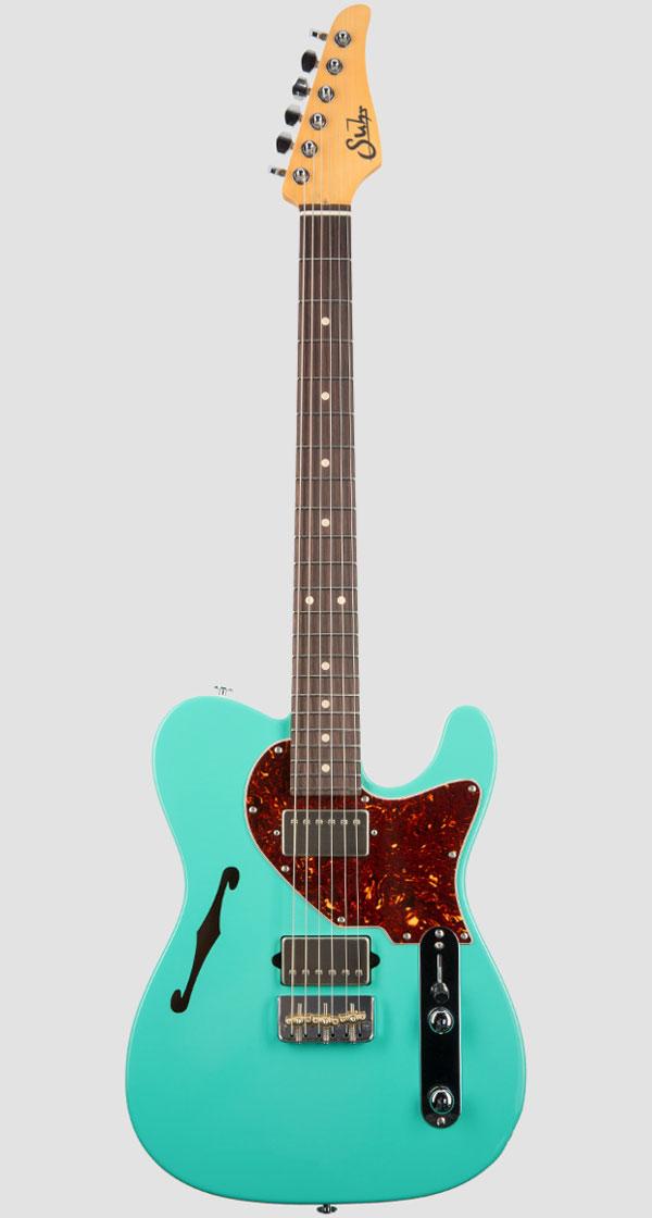 Suhr Guitars(サー・ギターズ)Pro Series Alt T Seafoam Green(2018最新モデル)