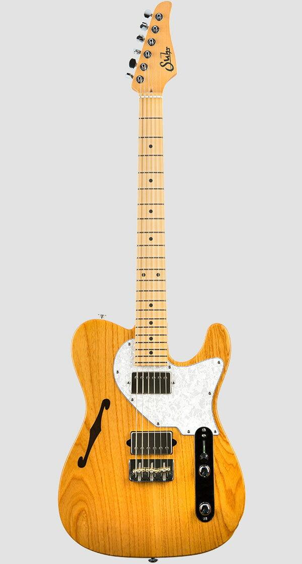 Suhr Guitars(サー・ギターズ)Pro Series Alt T Vintage Natural(2018最新モデル)
