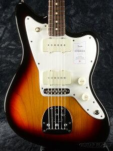 Fender Made In Japan Hybrid II Jazzmaster -3-Color Sunburst / Rosewood-[フェンダージャパン][ハイブリッド][ジャズマスター][サンバースト][Electric Guitar,エレキギター]