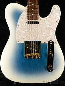 【オールラッカー塗装】ZEUS ZTL-CTM ASH/R WBBS 新品[ゼウスカスタムギターズ][国産][Telecaster,テレキャスタータイプ][White,Blue,ホワイト,ブルー,白,青][Electric Guitar,エレキギター]