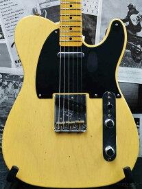 Fender Custom Shop ~2020 Custom Collection~ LIMITED EDITION 70th Anniversary 1950 Broadcaster Journeyman Relic -Nocaster Blonde- 新品[フェンダーカスタムショップ,CS][テレキャスター][Electric Guitar,エレキギター]