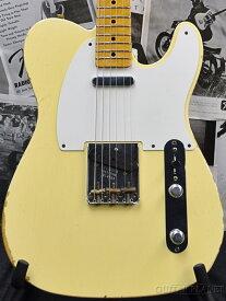 Fender Custom Shop Guitar Planet Exclusive TBC 1952 Esquire Light Relic with Josefina PU! -Aged Vintage White- 新品[フェンダーカスタムショップ][Telecaster,エスクワイヤー,テレキャスター][ホワイト,白][Electric Guitar,エレキギター]