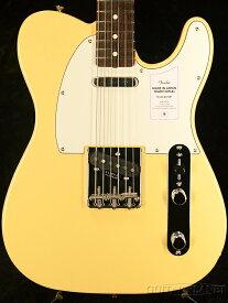 【NEW MODEL】Fender Made in Japan Traditional 60s Telecaster -Vintage White- 新品[フェンダージャパン][トラディショナル][ビンテージホワイト,白][テレキャスター][Electric Guitar,エレキギター]