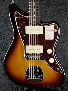 【ラッカートップ】Fender Made In Japan Heritage 60s Jazzmaster -3-Color Sunburst- 新品[フェンダージャパン][ヘリテージ][サンバースト][ジャズマスター][Electric Guitar,エレキギター]
