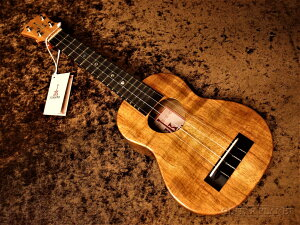【ハワイアンコア】KoAloha KSM-02 UG Soprano Extended Neck ソプラノウクレレ[コアロハ][Ukulele][Hawaiian Koa][Long Neck,ロングネック]