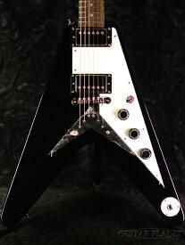 【2020年NEWモデル】Epiphone Inspired by Gibson Flying V -Ebony- 新品[ギブソン][エピフォン][フライングV,][エボニー,ブラック,黒][Electric Guitar,エレキギター]