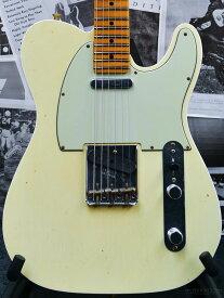 Fender Custom Shop Guitar Planet Exclusive Custom 22F 60s Telecaster FLASH-COAT Journeyman Relic -Aged Vintage White- 新品[フェンダーカスタムショップ][ホワイト,白][Telecaster,テレキャスター][Guitar,ギター]