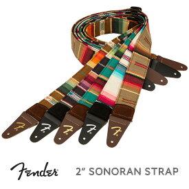 """Fender 2"""" Sonoran Strap ギター/ベースストラップ[フェンダー][ソノラン]"""